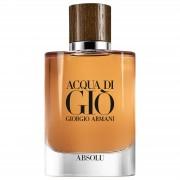 Giorgio Armani Eau de Parfum Acqua Di Gio Homme Absolu Giorgio Armani - 75ml