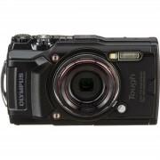 Olympus Tough TG-6 Black crni WiFi GPS 4K video 120p 12MP TG6 podvodni vodonepropusni digitalni fotoaparat V104210BE000 V104210BE000