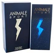Animale Sport Eau de Toilette Spray for Men, 3.4 Ounce