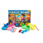 Avant-Garde Brands Ltd £7.99 instead of £15.99 for a chalk bomb target game from Avant Garde – save 50%