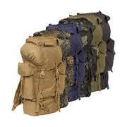 Brandit Nylon Backpack