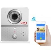 LKM Videocitofono WiFI P2P wireless visione nottura gestibile da smartphone
