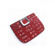 Teclado Nokia E75 Vermelho Original