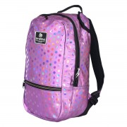 Brabo Fun Polka Backpack - roze