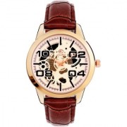 Adamo Multi Synthetic Round Analog Watch for Men