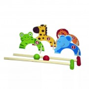OUTDOOR PLAY 0713005 Set croquet per bambini