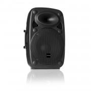 Auna Pro SLK-10-A, активен високоговорител за PA, 400 W, 10 инча, USB и SD портове, MP3 (PAS4-SLK10 A)