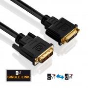 PureLink DVI Extension - Single Link - basic + series 3m