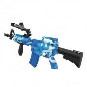 Arma AR47 Bluetooth pentru realitatea augmentata (Camuflaj Albastru)