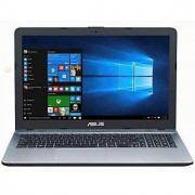 ASUS X541NA-GO125T Laptop(Intel PQC-N4200/4GB RAM/1TB HDD/16.5/Windows 10 Home) Silver