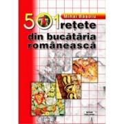 501 retete din bucataria romaneasca/Mihai Basoiu
