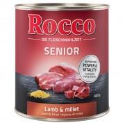 Rocco Senior 6 x 800 g - Fjderf & havregryn