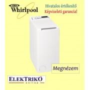 Whirlpool TDLR60111 felültöltős mosógép , A+++ energiaosztály , 6 kg töltősúly