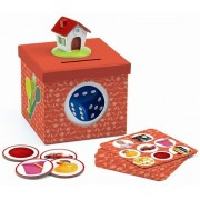 Cartonașe - obiecte casnice Kioukoi Djeco
