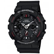 Casio G-Shock Black Watch GA120-1A