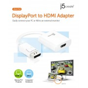 Digital Port to HDMI Adaptor - JDA154