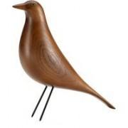 Vitra Eames House Bird woondecoratie walnoot