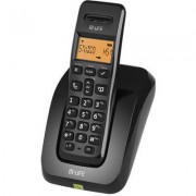 Telefon fix M-Life DECT Negru
