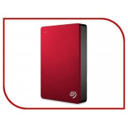 Жесткий диск Seagate Backup Plus 5Tb Red STDR5000203