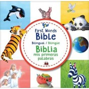 First Words Bible / Biblia MIS Primeras Palabras (Bilingual / Biling e)/Copenhagen Publishing Company
