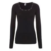 Ten Cate Women thermal lace shirt Black-XL