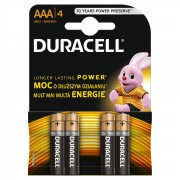 Baterije AAA Duracell Basic duralock 4kom, alkalne 508180