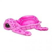 "AngelGift Cuddly Soft Stuffed Toy 24 "" Emulation Pink Sea Turtle Doll Tortoise Stuffed Animal Toys Kids' Plush Pillows Cushion Fiesta Toy Graduation Valentine's Day Birthday Xmas Christmas Best Gifts"
