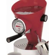 Espressor manual Casa Bugatti Diva 950W 15 ATM compatibil cu cafea macinata sau capsule universale rosu
