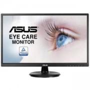 Монитор ASUS 24 VA249NA, 23.8 инча (1920 x 1080) FHD Anty Glare, ASUS Smart Contrast Ratio: 100000000:1, D-Sub, DVI-D, ASUS 24 VA249NA /VA/FHD/DVI