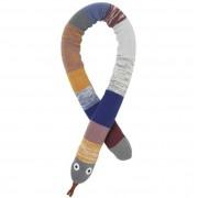 Ferm Living Rainbow Snake mini knuffel