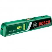 Nivela cu bula cu laser BOSCH PLL 1P, 0603663320