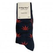 Ponožky bavlněné motiv konopí ČMČ vel. 39-42