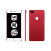 Apple iPhone 7 Plus, 128GB, Red For AT&T / T-Mobile (Renewed)