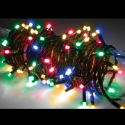 Instalatii Luminoase Craciun Snur 10m 100LED Multicolor FN P I8042