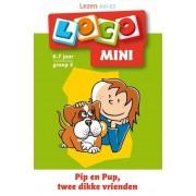 Boosterbox Mini Loco - Pip en Pup Twee Dikke Vrienden (AVI E3)