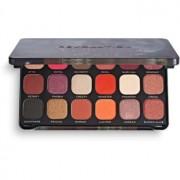 Makeup Revolution Halloween Eyeshadow Palette paleta de sombras de ojos tono Haunted House 19,8 g