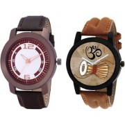 TRUE CHOICE NEW BRANDED MEN WATCHES TC 109+106 WITH 6 MONTH WARRANTY