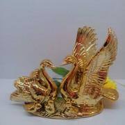 Статуетка Лебеди изработени от резин (BM2-348-66)