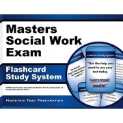 Masters Social Work Exam Flashcard Study System: Aswb Test Practice Questions and Review for the Association of Social Work Boards Exam
