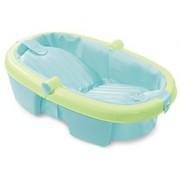Summer Infant Fold-Away Baby Bath Green Fresh Bathe Safety Bodywash Bathroom Body Wash Infant