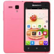 "Lenovo A396 4.0 ""Android 2.3 Quad Core Teléfono Celular - Rosa (enchufe De EE.UU.)"