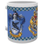 GYE Harry Potter - Ravenclaw Crests Mug