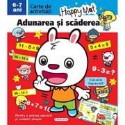 Happy Mat - Adunarea si scaderea 6-7 ani/***