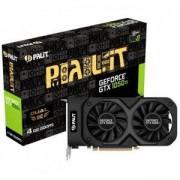 Видео карта VC Palit nVidia GTX1050Ti Dual OC 4096MB 128BIT, Dual DVI+HDMI+DP, 4710636269394_3Y