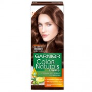 Garnier Dlouhotrvající vyživující barva na vlasy (Color natural Creme) 3 Tmavě hnědá
