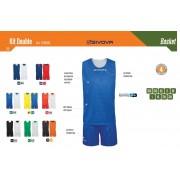 Givova - Completo Kit basket DOUBLE
