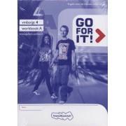 Go for it! 4 vmbo-gt workbook deel a+b