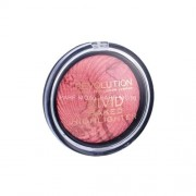 Makeup Revolution London Vivid Baked Highlighter 7,5g Грим за Жени Нюанс - Rose Gold Lights