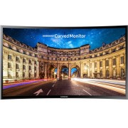 "Samsung Monitor 27"" Samsung Lc27f396fhuxen Led Curvo Full Hd Hdmi Nero Refurbished Senza Base"