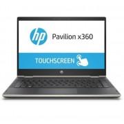 """Laptop HP Pavilion x360 14-cd0006nm Win10 Srebrni 14.0"""", Intel DC i3-8130U/8GB/256 SSD"""